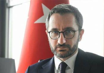 Fahrettin Altun'dan ABD Büyükelçiliği açıklamasına tepki