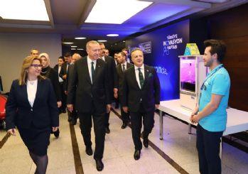 Erdoğan: İhracatımız 15 milyar dolara ulaştı