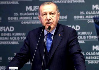 Erdoğan: Şaibe var seçim yenilensin!