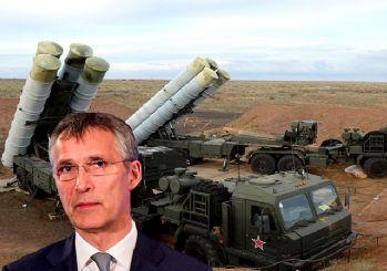 NATO'dan ABD'yi kızdıracak S-400 mesajı