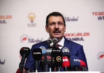 AK Parti'den İstanbul'daki usulsüzlük soruşturmasıyla ilgili açıklama