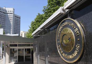 Türk Dışişleri'nden Fransa'ya 'sondaj açıklaması' tepkisi