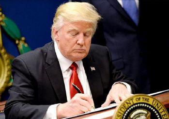 İran'a yeni ambargo paketi: İsrail istedi Trump imzaladı!