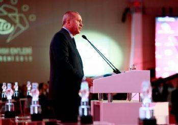 Erdoğan'dan döviz yorumu: Her şeyi bahane ederek yükselttiler!