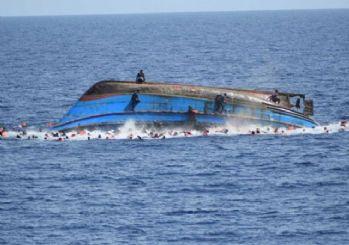 Tunus açıklarında sığınmacı teknesi alabora oldu: En az 50 ölü