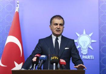 AK Parti Sözcüsü Çelik: Demokratik ülkelerde seçimler tekrarlanır