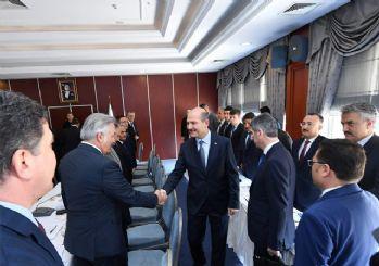 Süleyman Soylu başkanlığında seçim güvenliği toplantısı yapıldı