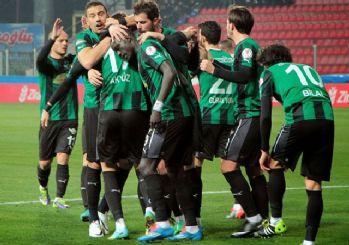 Küme düşen ilk takım Akhisarspor!