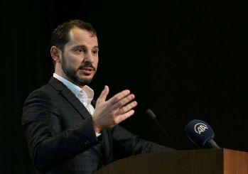 Hazine ve Maliye Bakanı Berat Albayrak: Cari açıkta sıfıra yaklaşıyoruz