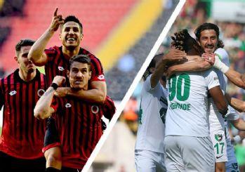 Süper Lig'e çıkan takımlar belli oldu! Denizlispor ve Gençlerbirliği...