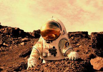 Mars'a gitmek artık hayal değil!