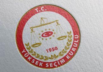 YSK'dan CHP ve İYİ Parti'ye ret!