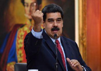 Maduro: Donald Trump, siz bir saldırgansınız