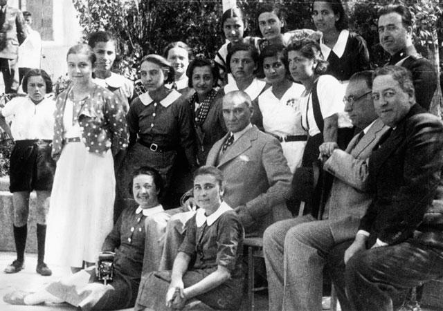 Genelkurmay'dan özel Atatürk fotoğrafları