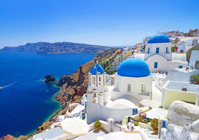 Yunan adalarına bayram piyangosu