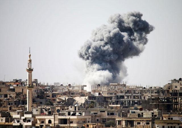 ABD: Esad rejimi Suriye'nin kuzeybatısında kimyasal saldırı gerçekleştirdi