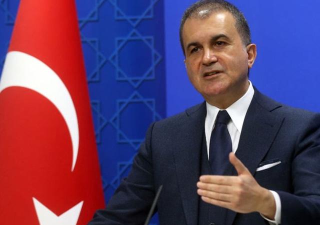AK Parti Sözcüsü Ömer Çelik: CHP, hırçınlaşan üslupla...