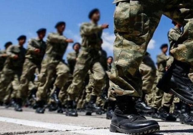 Yeni askerlik sistemi teklifi Meclis'te!