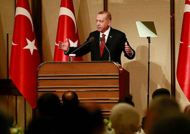 Erdoğan: Biz ekonomideki en sert fırtınalarda dimdik ayakta kaldık