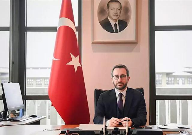 Cumhurbaşkanlığı İletişim Başkanı Altun: TSK profesyonelleşecek
