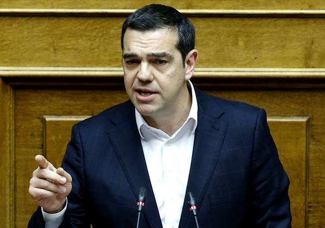 Çipras duyurdu! Yunanistan erken seçime gidiyor