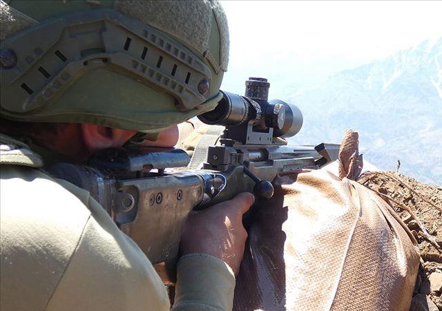 Pençe Harekatı'nda 5 PKK'lı terörist daha etkisiz hale getirildi