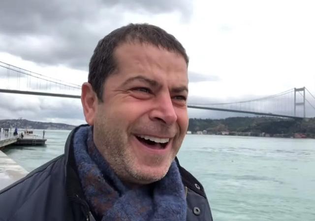 Cüneyt Özdemir tarihi zirveye talip oldu