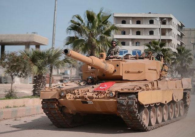 Afrin'de PKK üyesi 10 terörist etkisiz hale getirildi!