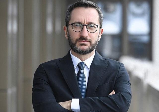 Fahrettin Altun'dan Yeni Akit Gazetesi açıklaması