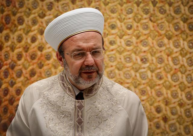 Diyanet eski Başkanı Görmez'den dini bilgi açıklaması