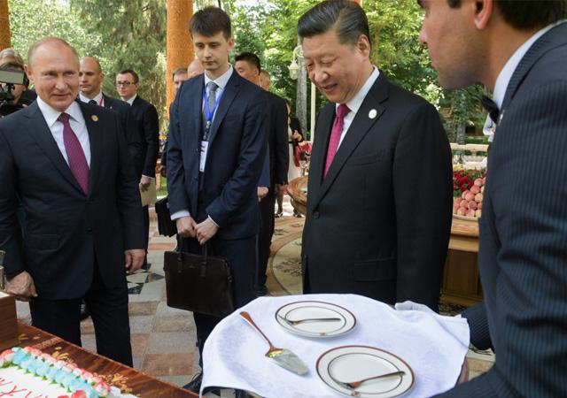 Tacikistan'da Rusya ile Çin yakınlaşması