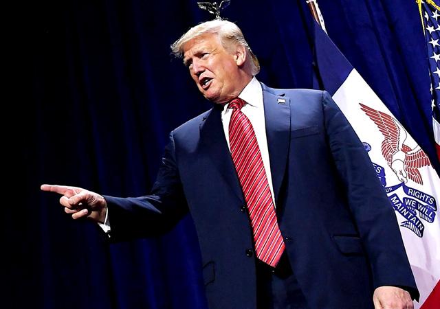 Trump: Yeniden seçilmezsem ABD ekonomisi batar!