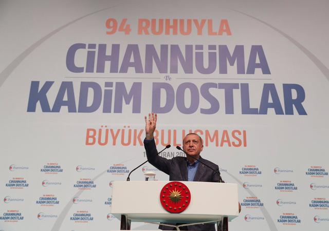 Erdoğan: Başta Ordu Valimiz'den özür dilemedikçe...