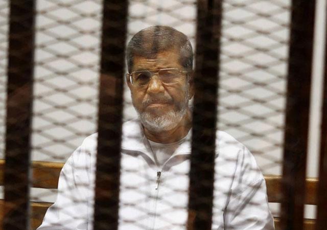 Mursi'nin cenazesi defnedildi