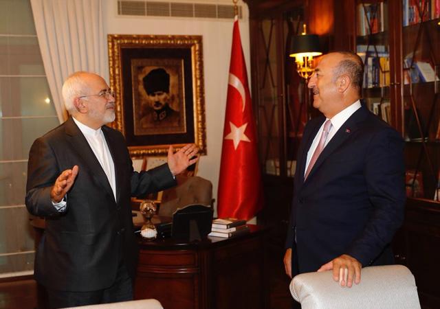 Çavuşoğlu İran'a gidiyor