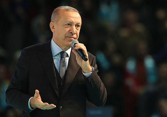 Erdoğan'dan İmamoğlu'na sert sözler: Vitrin süsü olarak görev yapacak!