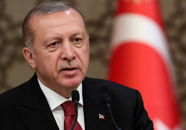 Cumhurbaşkanı Erdoğan:Ben farklı isimler vermiştim