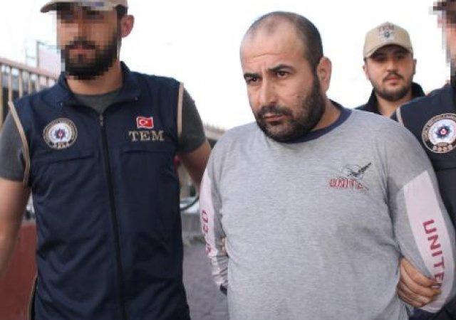 IŞİD 'emiri' Kayseri'de yakalandı