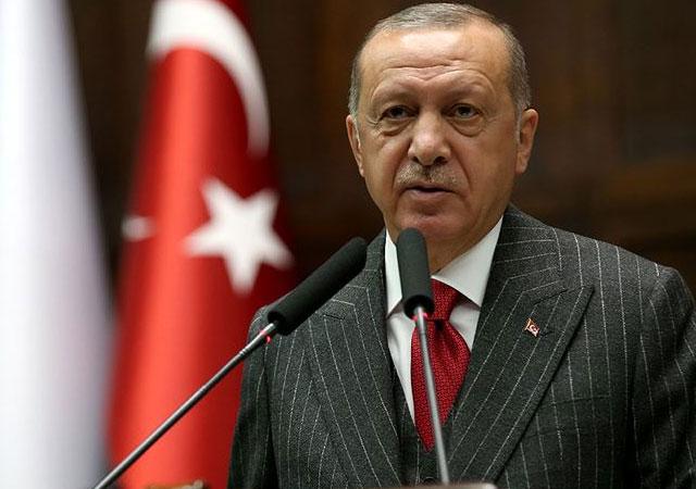 Erdoğan: S-400 konusunda geri adım yok!