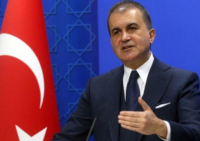 AK Parti Sözcüsü Ömer Çelik: Demokrasi kazandı