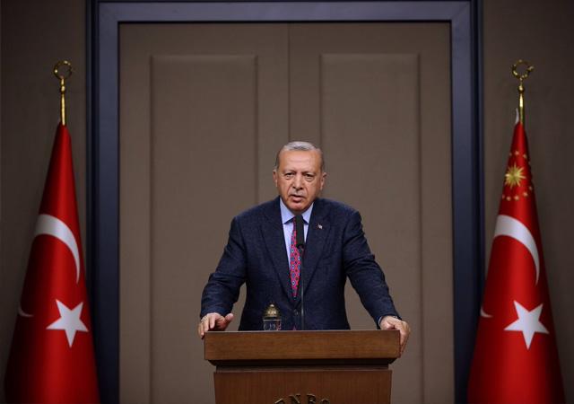 Erdoğan: S-400 konusunda teslim sürecindeyiz