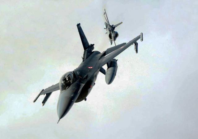 Irak'ın kuzeyinde 2 terörist etkisiz hale getirildi