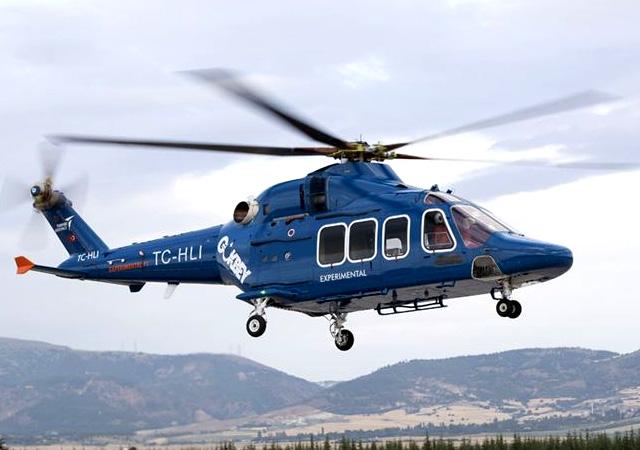 Ve yerli helikopterimiz ilk uçuşunu yaptı