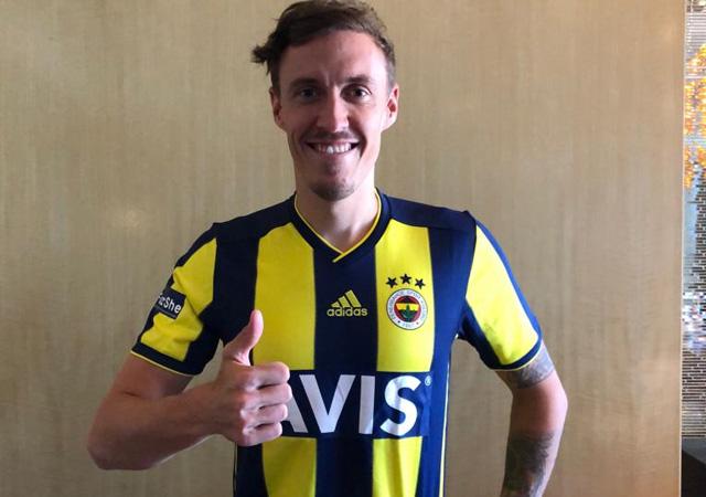 Max Kruse resmen Fenerbahçe'de