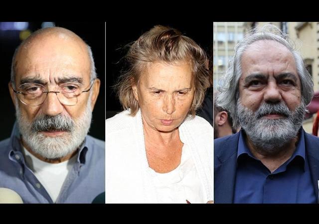 Yargıtay'dan, Altan kardeşler ve Nazlı Ilıcak için bozma kararı