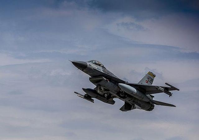 Irak'ın kuzeyine hava harekatı: 2 terörist daha etkisiz hale getirildi