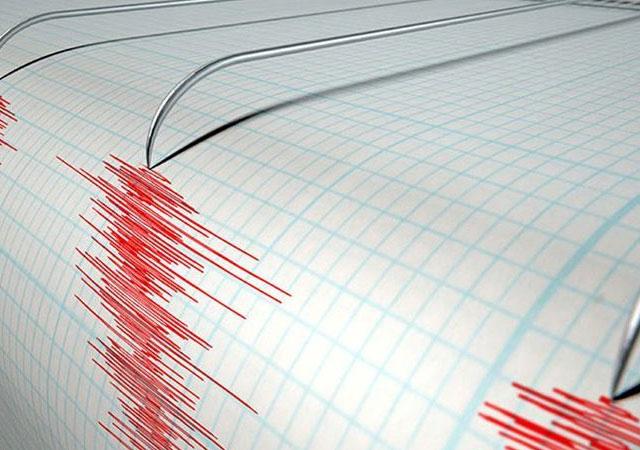 İran'da 5,7 büyüklüğünde deprem!