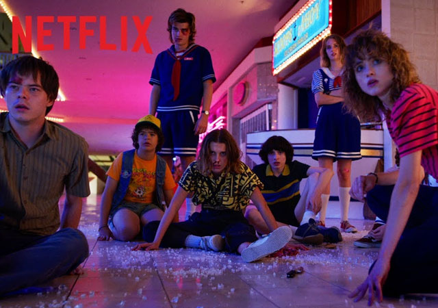 Stranger Things rekor kırdı!