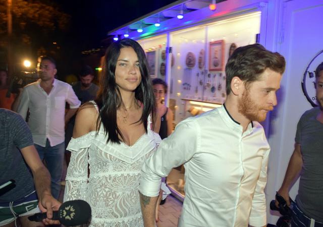 Metin Hara'dan Adriana Lima açıklaması