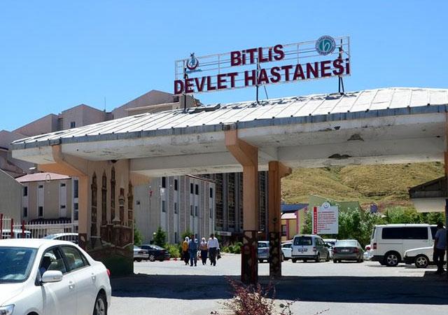 Bitlis'te binbaşı şehit oldu!